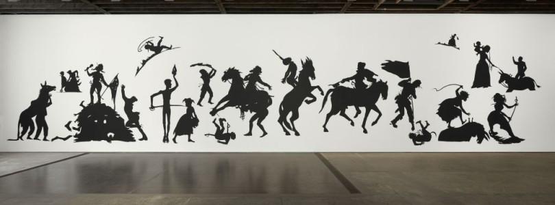 Kara Walker – razstava v galeriji Victoria Miro