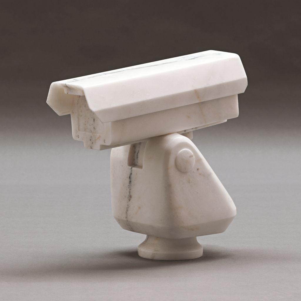 Ai Weiwei: Nadzorna kamera, 2010, fotografija z dovoljenjem Studio Ai Weiwei