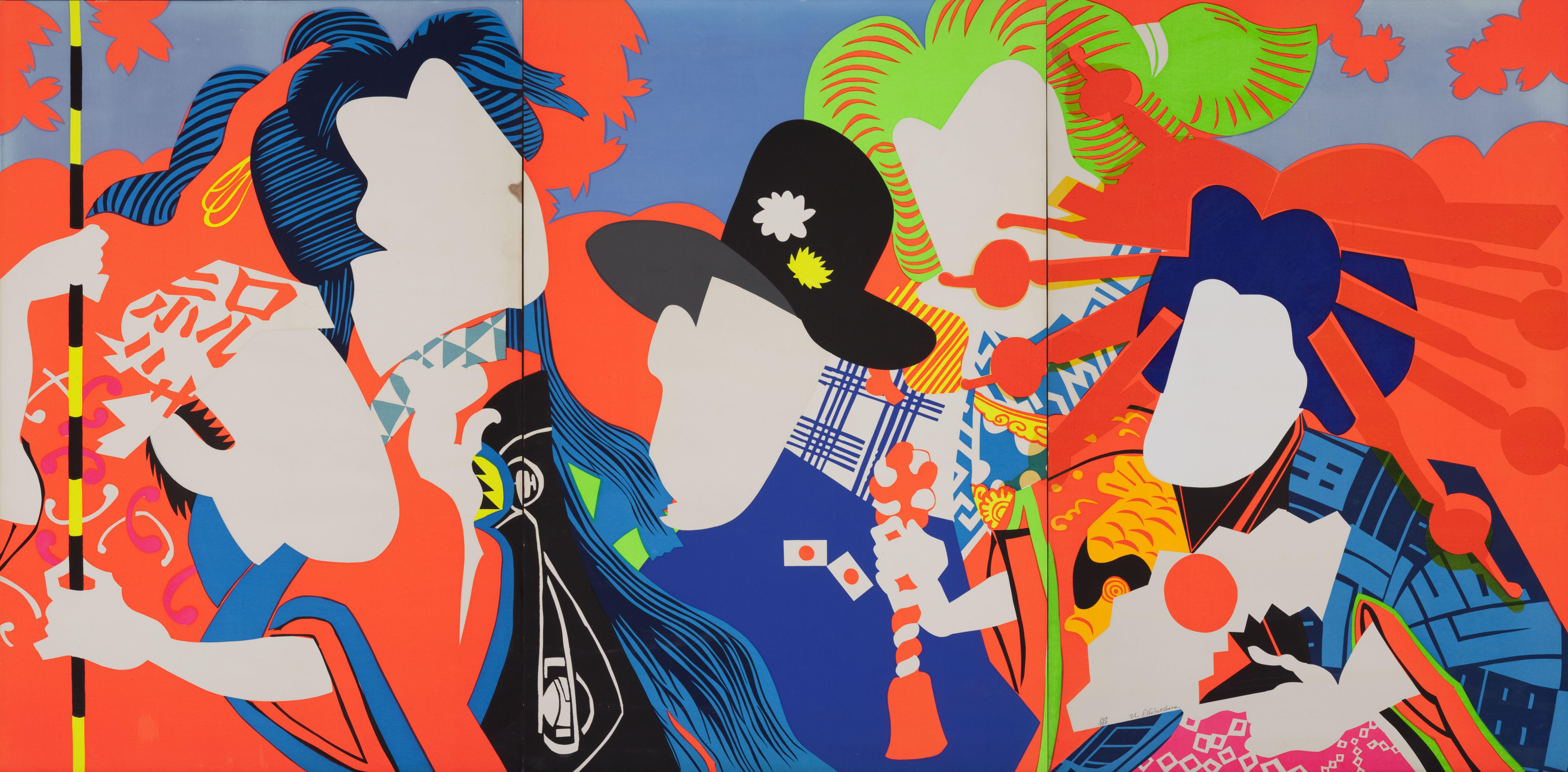 Ushio Shinohara: Doll Festival, 1966; z dovoljenjem Ushio and Noriko Shinohara