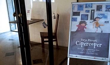 Zarja Menart: razstava Cipercoper